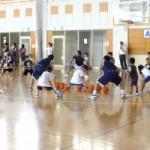 スペシャルクリニックバスケットボール